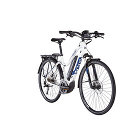 HAIBIKE SDURO Trekking 4.0 E-Trekking Bike Women blue/white